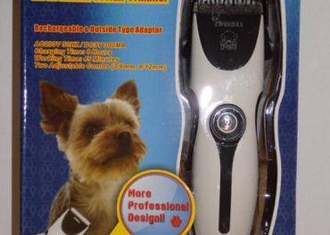 Strojček na strihanie psov ZOWAEL nový
