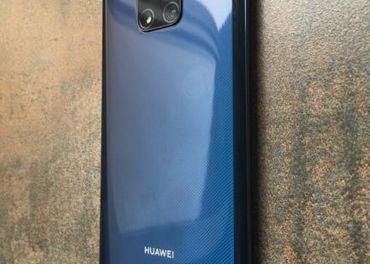 Predám Huawei Mate 20 Pro, 6GB/128GB Dual SIM.