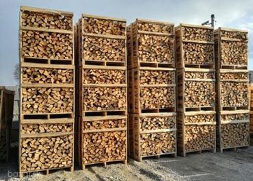 Krbové palivové drevo - 1 pm