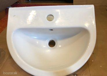 Umývadlo JIKA na WC s batériou