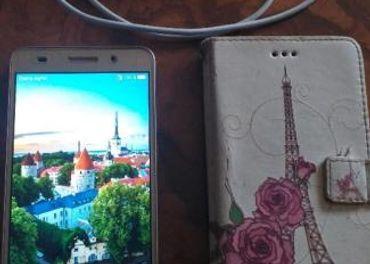Huaweii y6 dual,zlatej farby