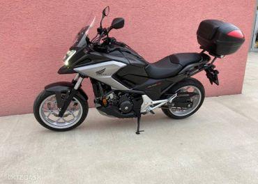 Honda NC NC750X DCT ABS, 1 rok záruka
