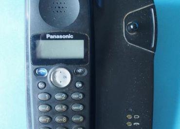 Telefon zn. Panasonic bez drôtový