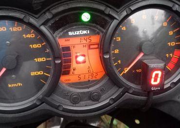 Suzuki VStrom dl650 49 kw