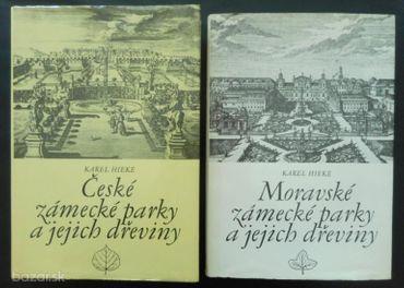 České a moravské zámocké parky a ich dreviny