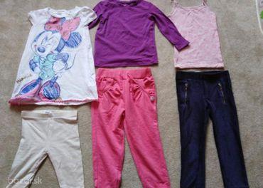 Balík oblečenia 80 - 92 (35 kusov)