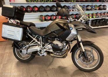 BMW R R1200GS, ABS, ESA