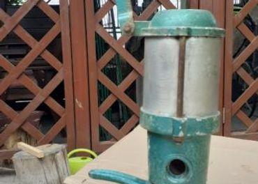 Vytláčacia pumpa na 200l sudy