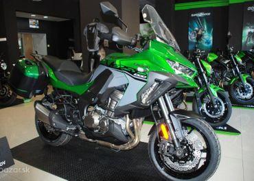 Kawasaki Versys 1000 SE kufre AKCIA