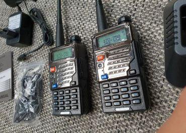 Predám pmr vysielačky Baofeng UV5-RE