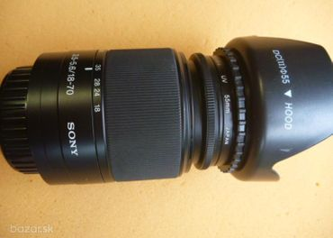 SONY DT 18-70mm _ f/3,5-5,6