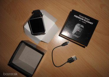 Smart watch hodinky premium elegant