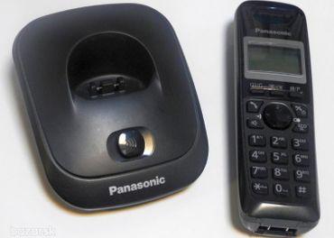 bezdrôtový telefón na pevnú linku PANASONIC