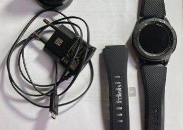 Predám hodinky Samsung Gear S3 Fronier, 100% stav