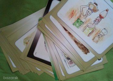 Život na jednej planéte - hracie karty protikladov