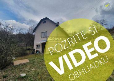 Predaj, rodinný dom Rimavská Sobota, Vinice - EXKLUZÍVNE HALO REALITY