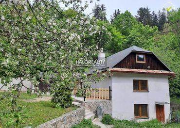 Predaj, chata Banská Štiavnica