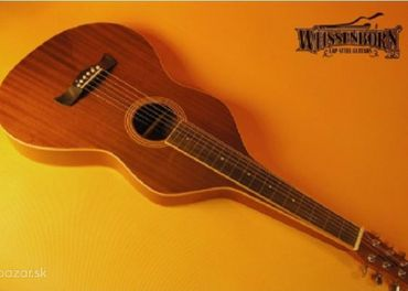 Predám akustickú   gitaru De Diego