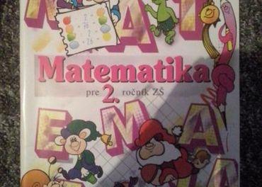 matematika - 2 roč. - 2 časť