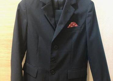 Oblek pre chlapcov - 4-dielna súprava