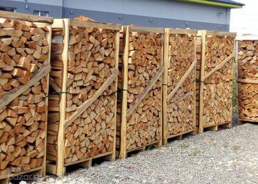 Krbové palivové drevo - 1,75 m3