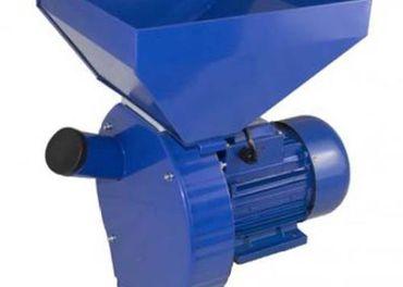 Šrotovník na obilie motor 220V  4 sitká + nožnice
