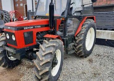 mam záujem o kupu traktor zetor alebo crystal