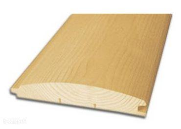 Drevené obklady pre drevodomy