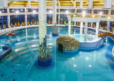 Wellnes hotel Patince - víkendový pobyt