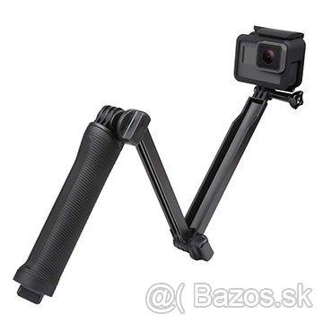 3-Way Stick pre GoPro / DJI Osmo Action