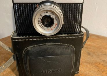 Fotoaparat SMENA 8M