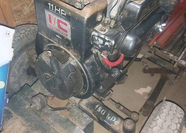 Motor 11HP mt8 mini 070