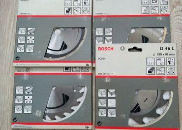 Bosch Pílové kotúče 4 KS ZA 28 EUR - 150x 16 mm