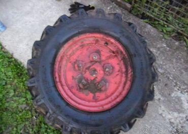 Šípové kolesá 7,5-16 s diskami