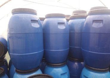 Plastove sudy 220 litrov