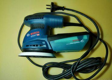 Bosch GEX 125-1AE exentricku brusku