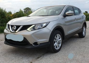 Nissan Qashqai diesel 1,6dci 131PS, - asistencne systemy ...