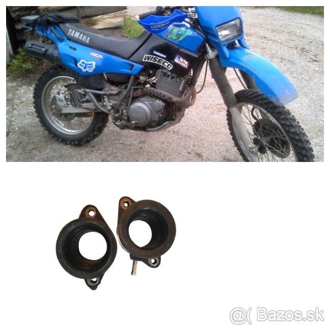 Priruby sania Yamaha XT 350, TT 600 ,  XT 600