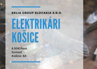 Elektrikári, Košice
