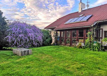 Exkluzívne - Predám priestranný dom na lukratívnom pozemku