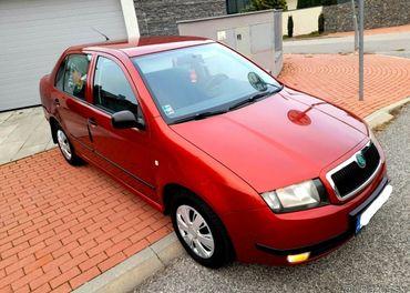 Škoda Fabia 1,4I Veľmi pekný stav iba 74000.km.originál