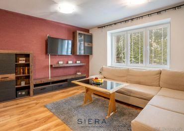 Predaj, 2 izbový byt po kompletnej rekonštrukcii, Slovanská