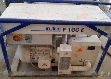 AKCIA m-tec F100 E kompresor / kompresory ( Mtec silomat)
