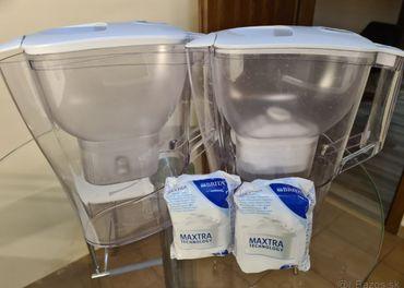 Zmäkčovač vody Britta + 5 filtrov