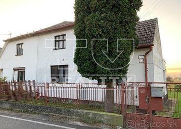 EXKLUZÍVNE na predaj rodinný dom v pôvodnom stave s...