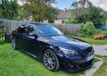 BMW E60 525D LCI m-packet