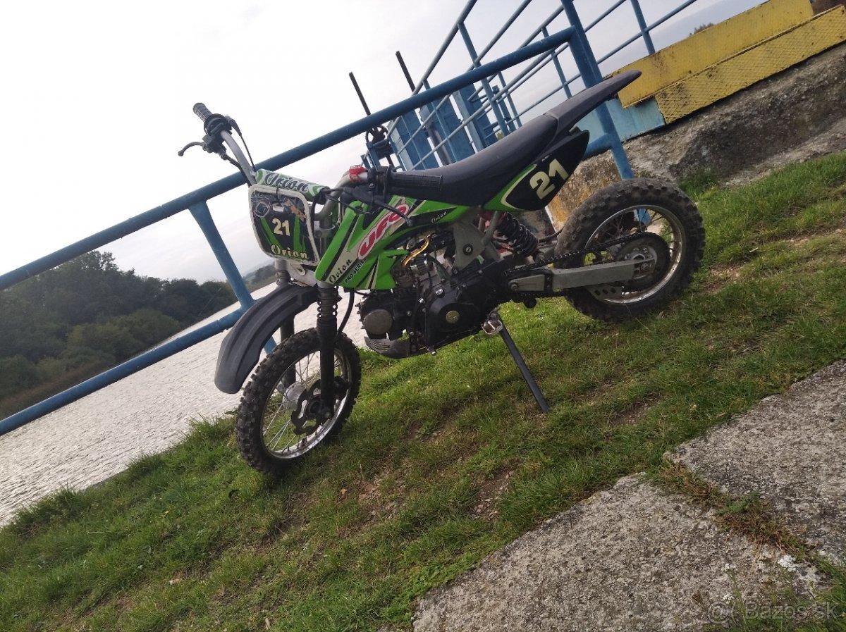 Predám pitbike 125-150cc nitro