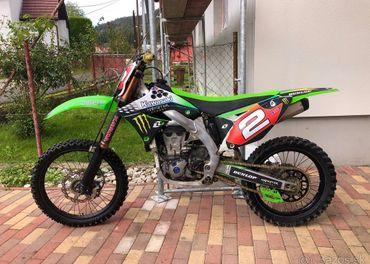Kawasaki kxf 450 2011 vstrek