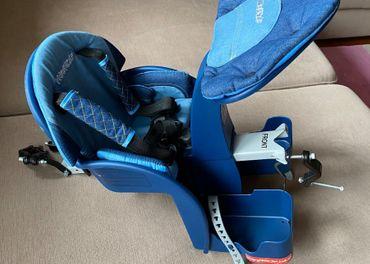 Predná sedačka na bicykel WeeRide