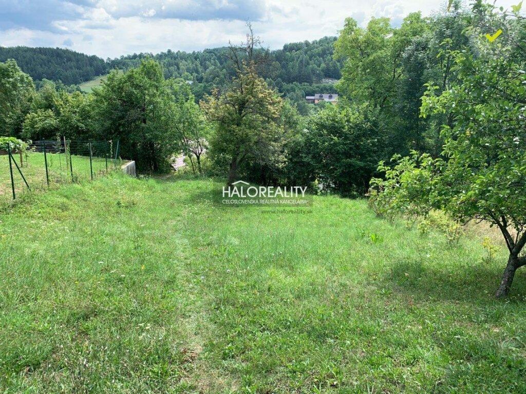 Predaj, pozemok pre rodinný dom 1210 m2 Malachov - EXKLUZÍVNE HALO REALITY